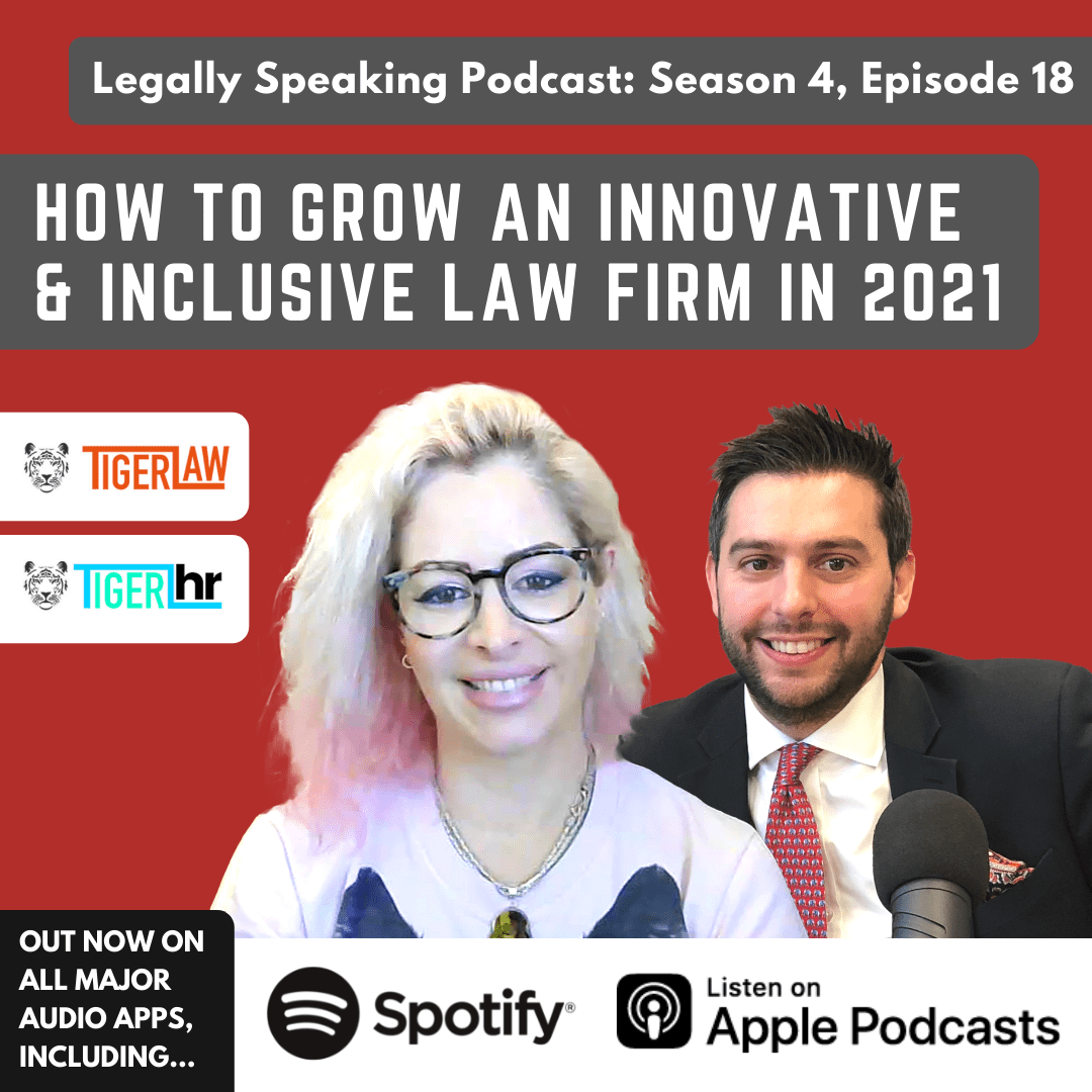 Legally Speaking Podcast